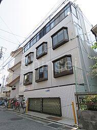 大阪府堺市北区百舌鳥梅北町4丁の賃貸マンションの外観