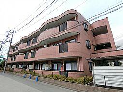 埼玉県川口市大字安行領家の賃貸マンションの外観