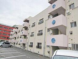 広島県広島市安芸区船越南3丁目の賃貸マンションの外観