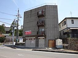 奈良県生駒郡平群町竜田川3丁目の賃貸マンションの外観