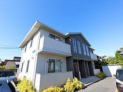 長野県長野市青木島1の賃貸アパートの外観
