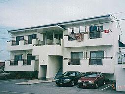 栄大ハイツE棟[1階]の外観