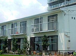 滋賀県大津市本堅田4丁目の賃貸アパートの外観