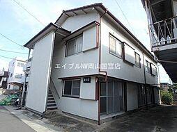 新川荘 北館[2階]の外観