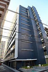 アスヴェル阿波座ブルーアース[12階]の外観