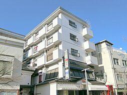 長野県長野市大字鶴賀南千歳町の賃貸マンションの外観