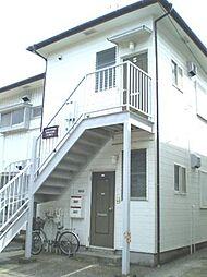 アパートメント平川[102号室]の外観
