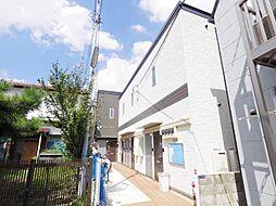東京都葛飾区青戸6の賃貸アパートの外観