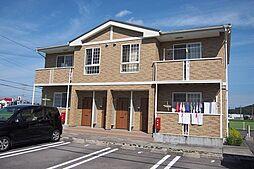 香川県丸亀市飯野町西分の賃貸アパートの外観