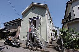 カーサ藤崎[101号室]の外観