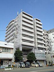 福岡県大野城市雑餉隈町5丁目の賃貸マンションの外観