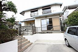 [一戸建] 大阪府吹田市長野西 の賃貸【/】の外観