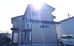 滋賀県甲賀市水口町八坂の賃貸アパートの外観