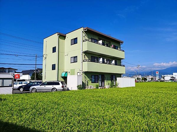 弥生アパート 2階の賃貸【長野県 / 長野市】