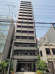 プレサンス堺筋本町駅前[9階]の外観