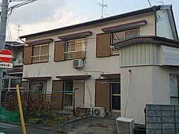 高知県高知市相模町の賃貸アパートの外観