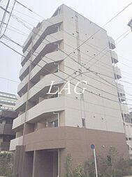 東京都北区神谷2丁目の賃貸マンションの外観