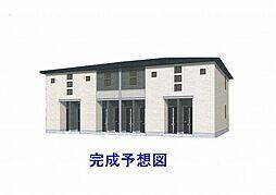 JR津山線 法界院駅 徒歩16分の賃貸アパート