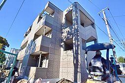 神奈川県厚木市水引1丁目の賃貸マンションの外観