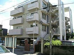 小松原マンション[3階]の外観