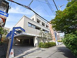 大阪府豊中市上野西1丁目の賃貸マンションの外観