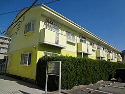 佐賀県佐賀市鍋島6丁目の賃貸アパートの外観