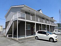 和歌山県海南市重根の賃貸マンションの外観