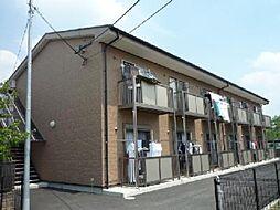 愛知県一宮市馬見塚字又木の賃貸アパートの外観