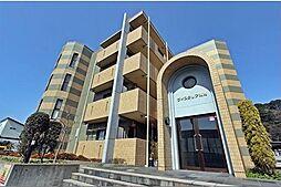 神奈川県藤沢市城南2丁目の賃貸マンションの外観