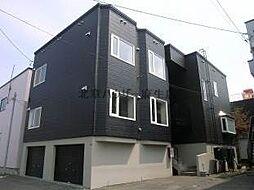 札幌市営南北線 麻生駅 徒歩15分の賃貸アパート