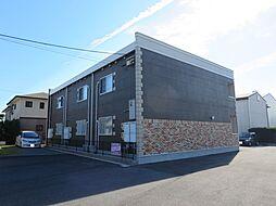 三重県鈴鹿市長太栄町4丁目の賃貸アパートの外観