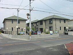 メゾンエスポワールB棟[202号室]の外観