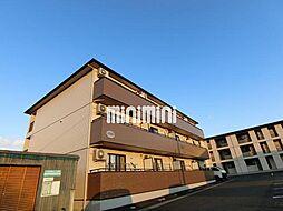カナディアンコート南吉成B[3階]の外観