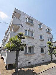 ハイツ鶴ヶ舞[3階]の外観