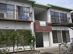 江北フラワーハイツB棟[102号室]の外観