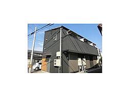 モダンコートOGAKIE[B号室]の外観