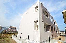 兵庫県姫路市土山2丁目の賃貸アパートの外観