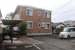 和歌山県和歌山市松ケ丘2丁目の賃貸アパートの外観