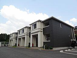 静岡県御殿場市大坂の賃貸アパートの外観