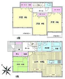 京浜東北・根岸線 洋光台駅 徒歩15分