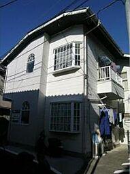 東京都豊島区長崎6の賃貸アパートの外観