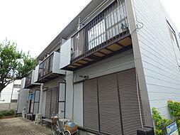 ベルゾーネ喜沢[1階]の外観