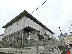 新築D-roomセジュール湘南[1階]の外観