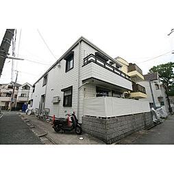 兵庫県神戸市兵庫区馬場町の賃貸アパートの外観