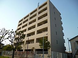 フレア堀江[4階]の外観