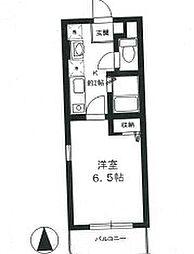 セディア玉川学園[2階]の間取り