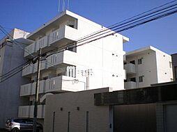 ローズマンション白壁[1階]の外観