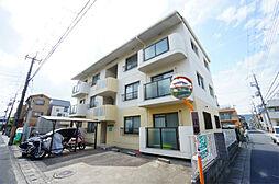 兵庫県伊丹市荻野西2丁目の賃貸マンションの外観