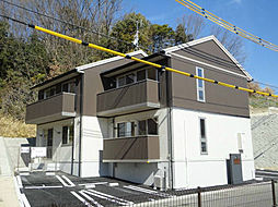 広島県広島市東区中山上1丁目の賃貸アパートの外観