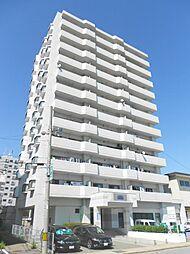 菱金マンション山王[8階]の外観